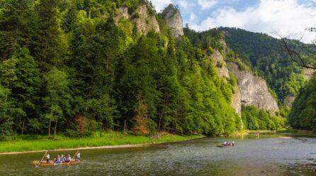 Spływ Dunajcem – sposób na poznanie uroku gór
